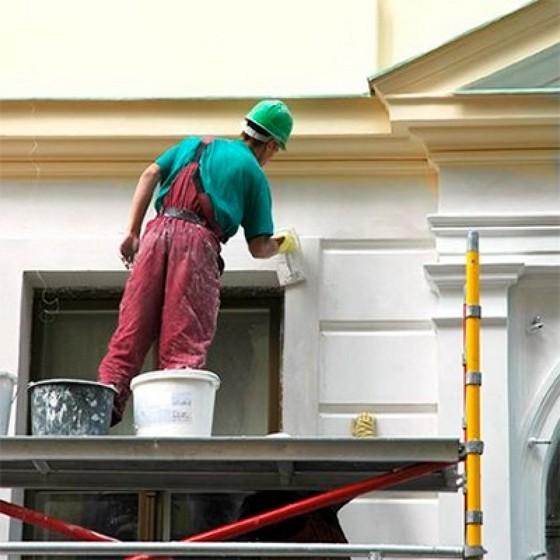 Comprar Tinta Térmica para Fachadas Rio de Janeiro - Tinta Térmica Refletiva