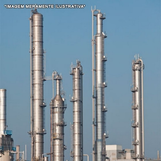 Encomenda de Isolante Térmico para Indústria Química Uberlândia - Isolante Térmico
