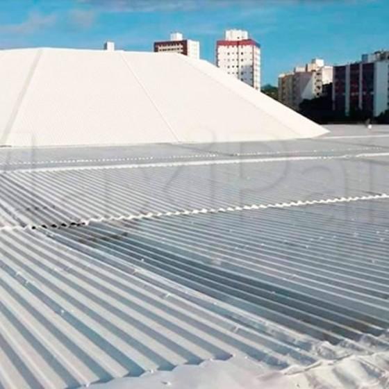 Orçamento de Tinta Térmica para Telhado Aparecida de Goiânia - Tinta Térmica Colorida