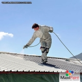 custo do revestimento refletivo para telhado Santa Maria