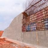 impermeabilizante para muro de arrimo
