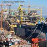 isolante térmico para indústria naval Águas Lindas de Goiás