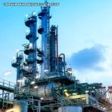 isolante térmico para indústria química Belford Roxo