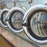 isolante térmico para lavanderia Serra