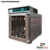 orçamento de tinta térmica para forno Santo André