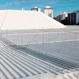 orçamento de tinta térmica para telhado Gravataí