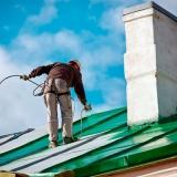 revestimento refletivo para telhado