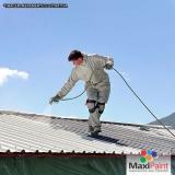 valor de tinta impermeabilizante para telhado Luziânia