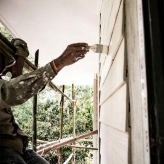 Valor de Tinta Impermeabilizante para Madeira Valparaíso de Goiás - Tinta Impermeabilizante para Parede Externa